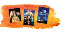 7 Family Friendly Halloween Movies