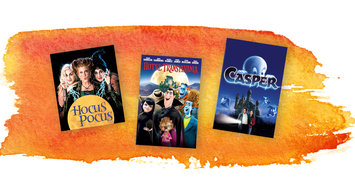 7 Family Friendly Halloween Movies