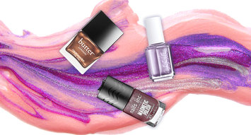 Top Metallic Nail Polishes