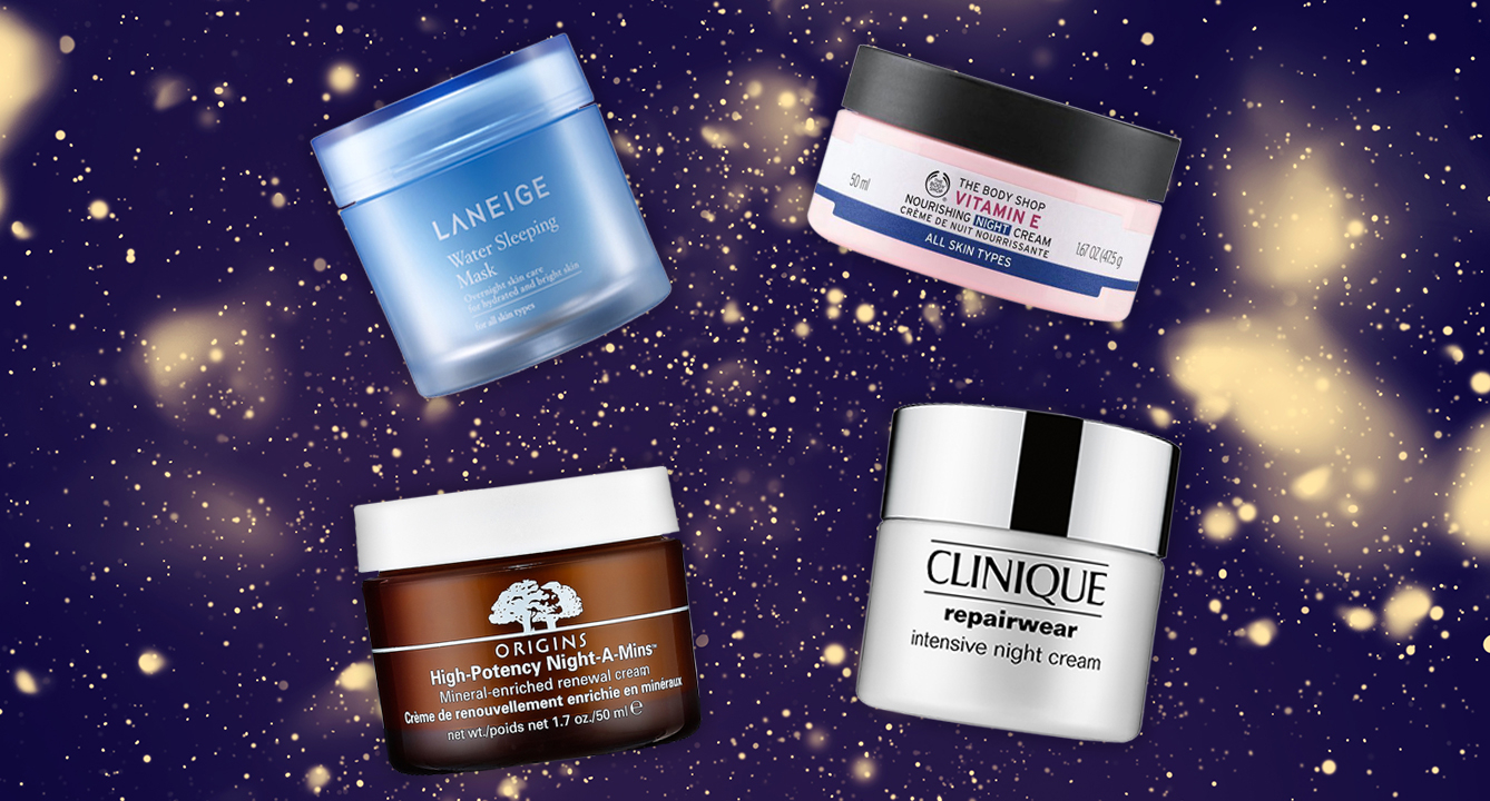The Best Overnight Creams for Tired Skin