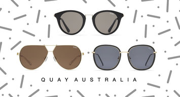 These Quay Australia Shades Are Giving Us Serious Glam Vibes