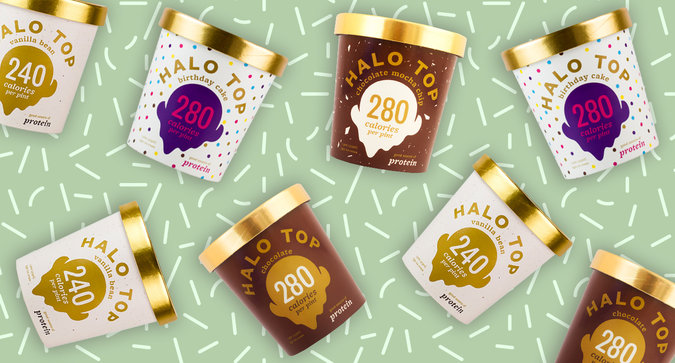 Most Popular Halo Top Flavors