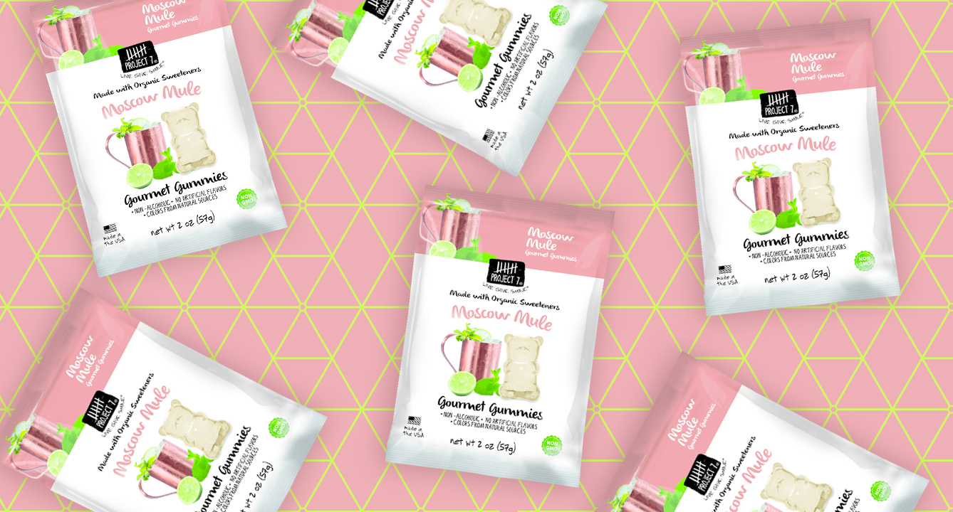 Get Excited: Moscow Mule Gummies are Here