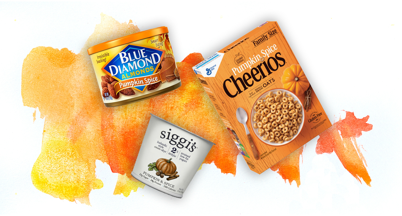The Best Pumpkin Spiced Flavored Snacks