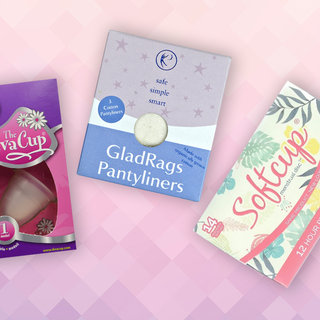 The 5 Best Alternatives to Pads & Tampons