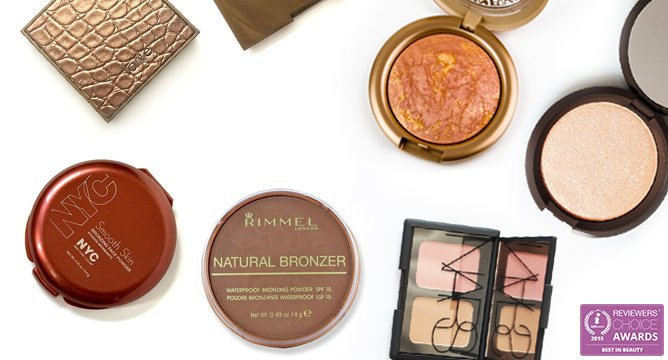 The 2015 Influenster Reviewers' Choice Awards: Best Bronzer