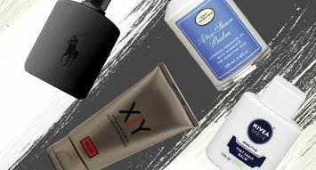 For the Guys: Aftershave Balms to Farewell Movember