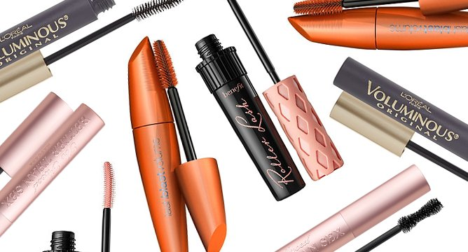 Canadian Influensters' Hot 5 Mascaras