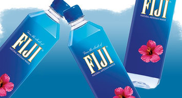 Canadian Influensters Really Love...FIJI Natural Artesian Water