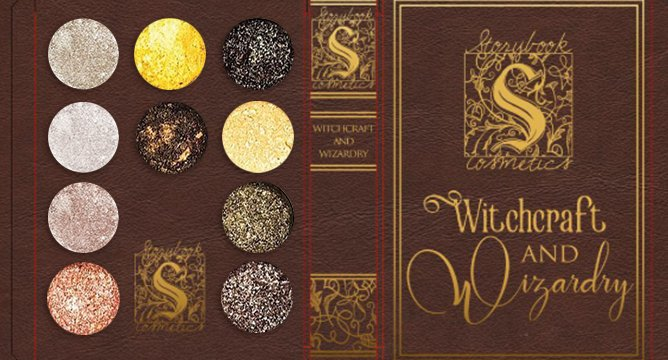 Harry Potter Makeup Palette Mugeek Vidalondon