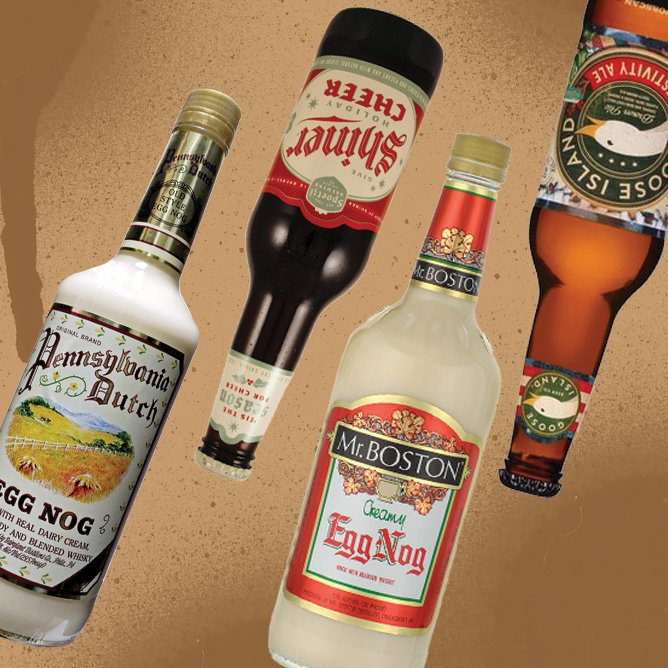 Party-Worthy Holiday Liquors