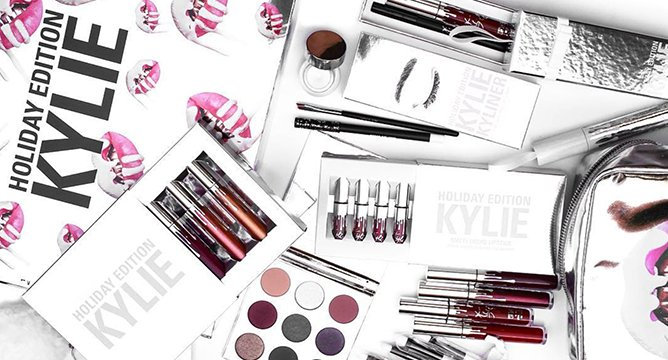 The Crazy Ingredient in Kylie Jenner's Holiday Collection