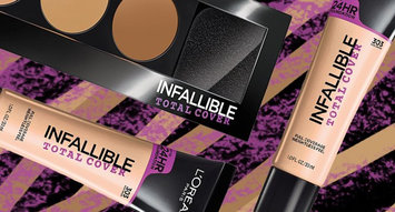 Get Gorgeous Skin with the New L'Oreal Collection