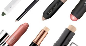 Makeup Products with Stick Applicators