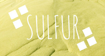 Ingredient Breakdown: Sulfur