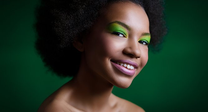 5 Easy Ways to Rock Green Makeup for St. Patrick's Day