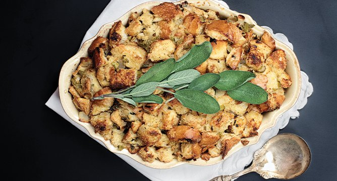 Drool-Worthy Thanksgiving Stuffing Recipes