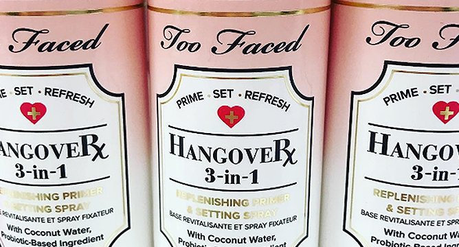 Too Faced Introduces Its First Ever Setting Spray