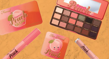 Too Faced's New Peach Collection is Amazing
