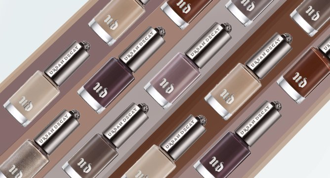 Urban Decay Naked Nail Polishes Are Back!