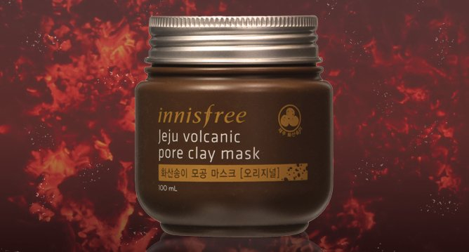 Weird Product Alert: Volcanic Pore Clay Mask