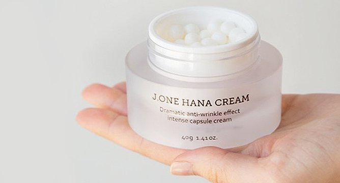 What is Hana Cream?