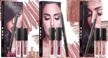 Huda Kattan's New Lip Contour Sets Are Everything
