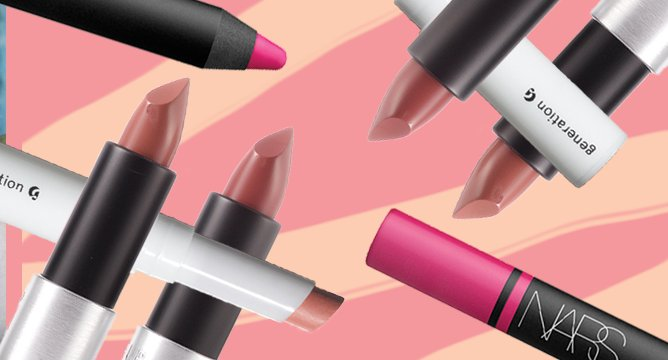 5 No-Lipstick Lipstick Shades Your Pout Needs