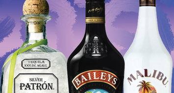 The Three Most Talked About Top Shelf Liquors