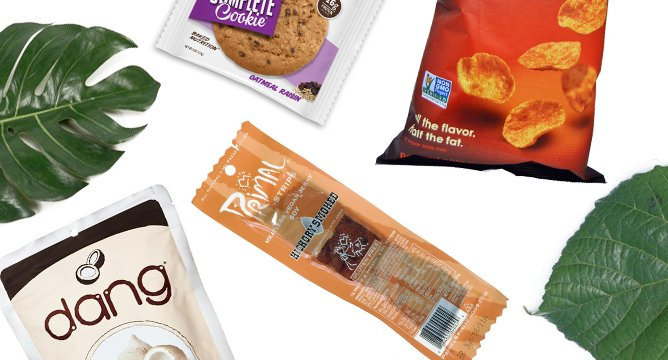The Best Vegan Snacks