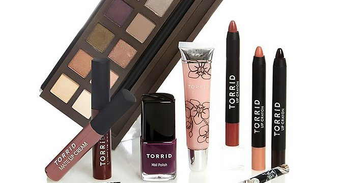 Torrid Steps Into the Beauty World