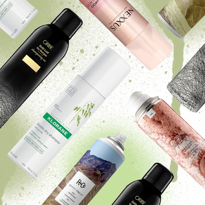 Influenster Ed's Fave Dry Shampoos For A Lazy Holiday Break