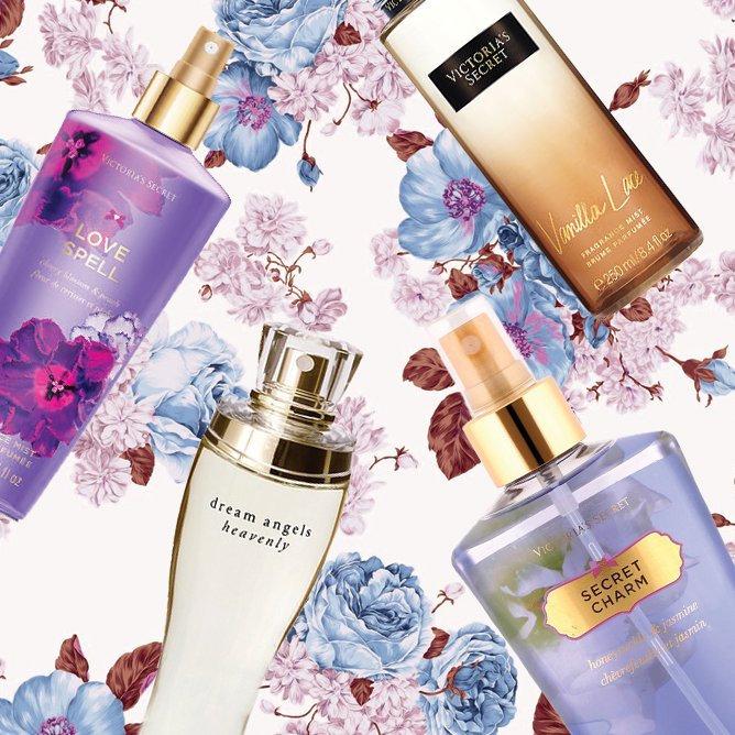 The Victoria's Secret Fragrances You Forgot Were Amazing