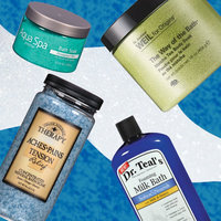 Ease Holiday Stress With These Top-Rated Bath Soaks