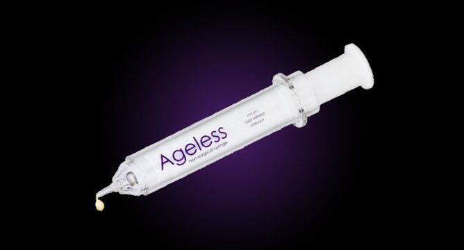 Weird Product Alert: Anti-Aging Serum In A Non-Surgical Syringe