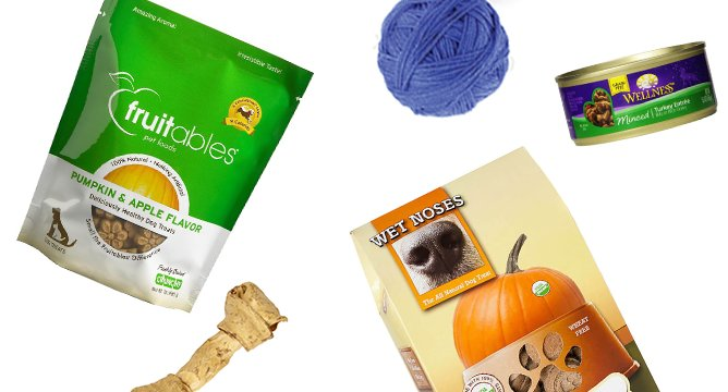 Tasty Holiday Treats for Your Pet