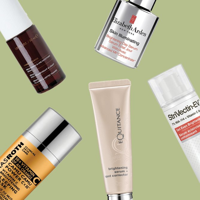 Brightening Serums to Light Up Winter Skin