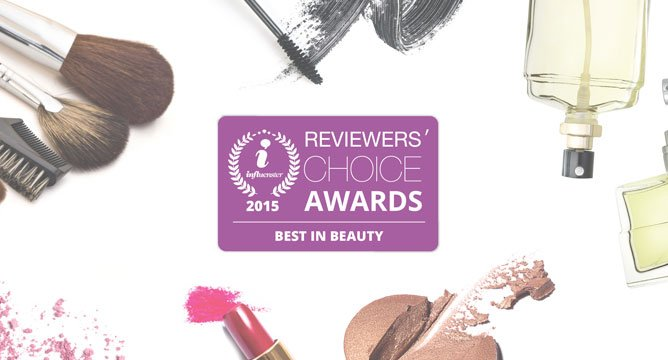 The Influenster Reviewers' Choice Awards - Best in Beauty!