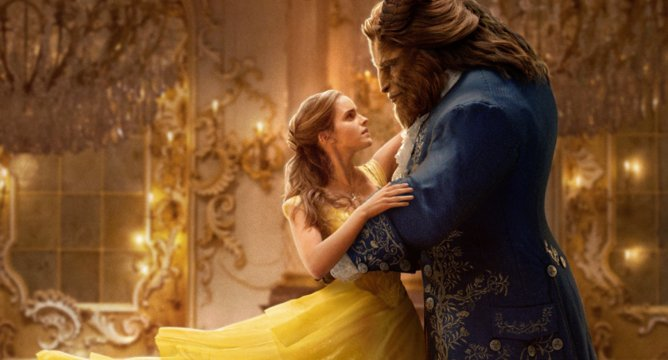 The 'Beauty and the Beast'-Inspired Nail Polish is Enchanting