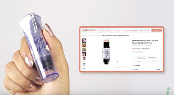 One Minute Review: Benefit Cosmetics Watt's Up Cream Highlighter