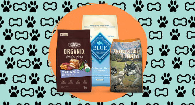 The Best Dog Foods For Puppies