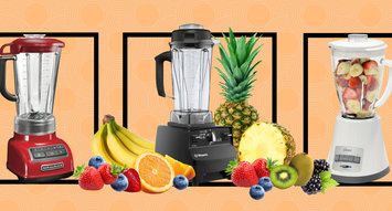 6 Top-Rated Blenders for Your Morning Smoothies