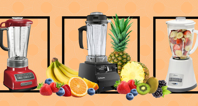 6 Top-Rated Blenders for Smoothies