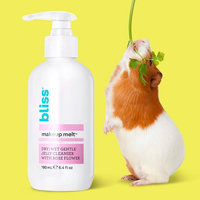 Bliss Joins PETA's Beauty Without Bunnies List