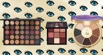 Top Eyeshadow Palettes for Blue Eyes