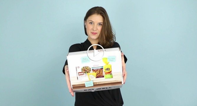 VoxBox Alert: Eat Well Be Well