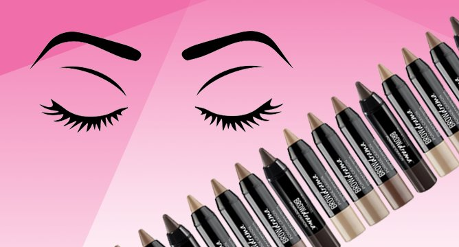 The Beginner's Guide To Filling In Your Brows
