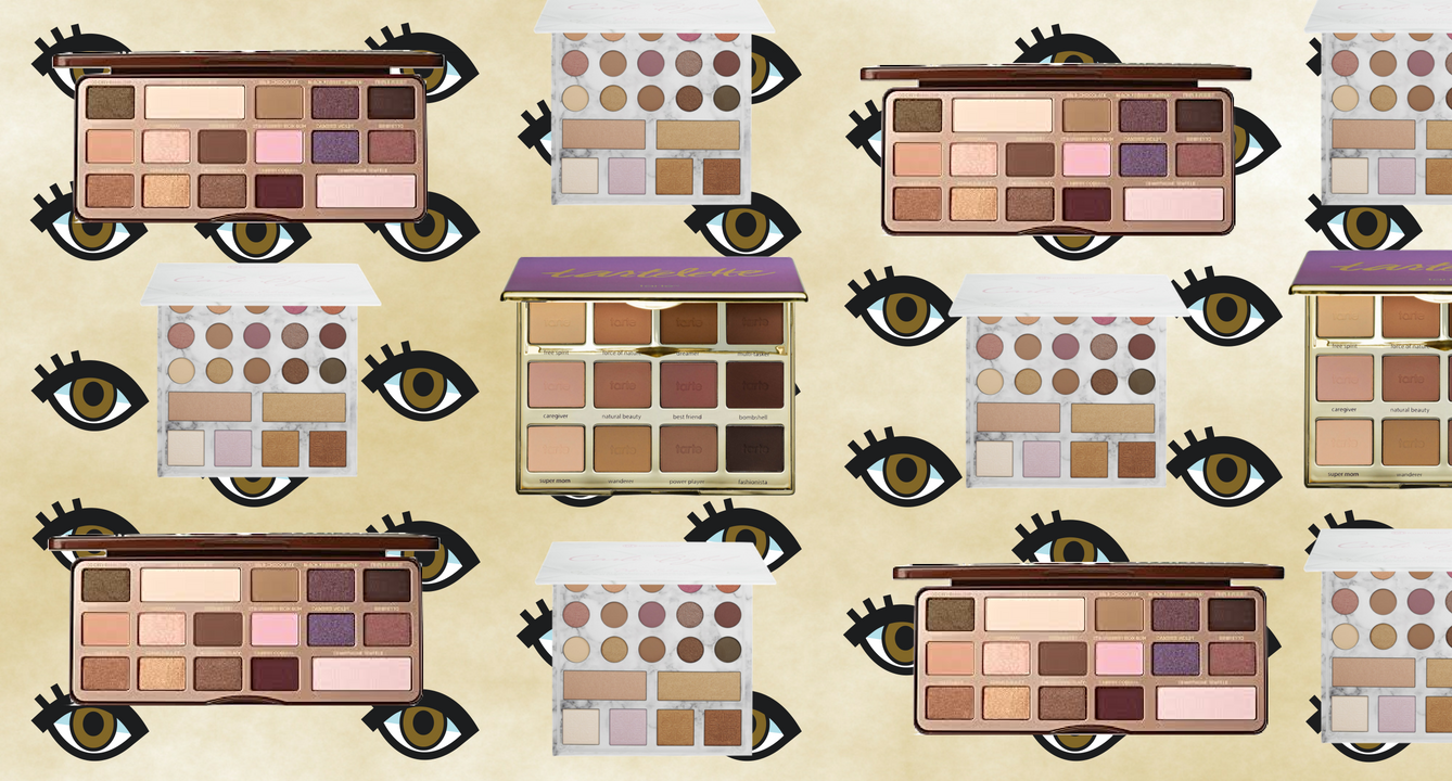Top Eyeshadow Palettes for Brown Eyes