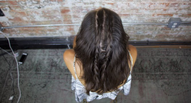 Braid Bible: Twin Microbraids