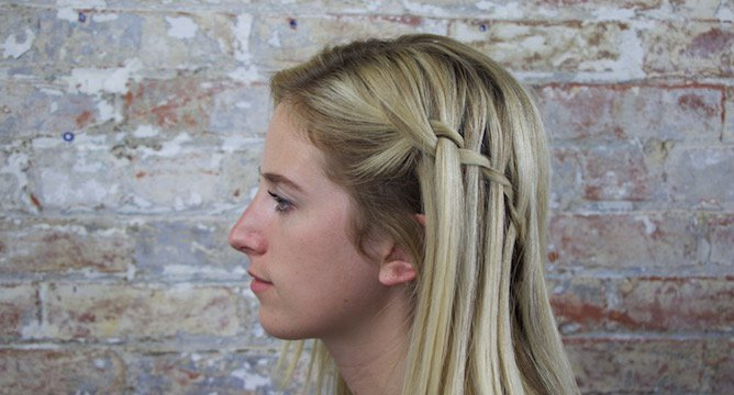 Braid Bible: The Waterfall